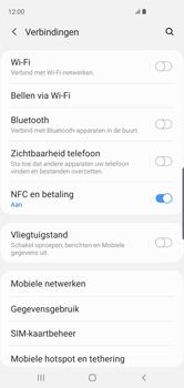 Samsung Galaxy S10 - internet - mobiele data managen - stap 5