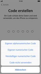 Apple iPhone 8 - iOS 11 - Persönliche Einstellungen von einem alten iPhone übertragen - 14 / 30