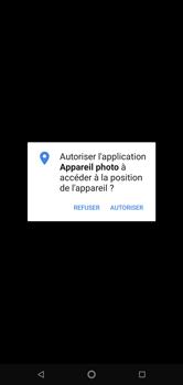 Nokia 7.1 - Photos, vidéos, musique - Prendre une photo - Étape 4