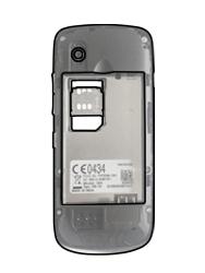 Nokia Asha 300 - SIM-Karte - Einlegen - Schritt 4