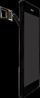 Sony Xperia Z3+ - SIM-Karte - Einlegen - 4 / 8