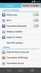 Huawei Ascend P7 - Internet - configuration manuelle - Étape 5