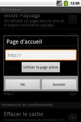 Alcatel OT-991 Smart - Internet - Configuration manuelle - Étape 20