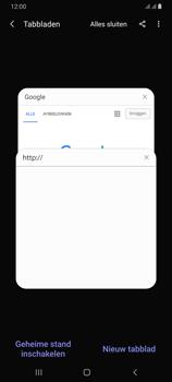 Samsung Galaxy A70 - internet - hoe te internetten - stap 16