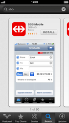 Apple iPhone 5 - Applications - Download apps - Step 12