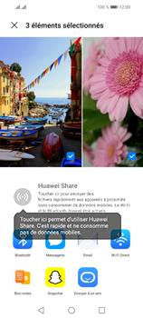 Huawei P Smart 2021 - Photos, vidéos, musique - Envoyer une photo via Bluetooth - Étape 9