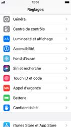 Apple iPhone SE - iOS 13 - Logiciels - Installation de mises à jour - Étape 3