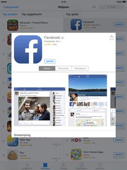 Apple iPad 2 iOS 8 - Applicaties - Account aanmaken - Stap 5