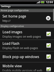 HTC A3333 Wildfire - Internet - Manual configuration - Step 17