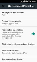 Alcatel U3 - Aller plus loin - Gérer vos données depuis le portable - Étape 13