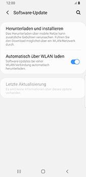 Samsung Galaxy S9 - Android Pie - Software - Installieren von Software-Updates - Schritt 6