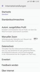 Samsung Galaxy S7 - Internet und Datenroaming - Manuelle Konfiguration - Schritt 23