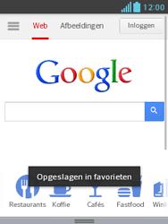 LG E430 Optimus L3 II - internet - hoe te internetten - stap 9