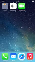 Apple iPhone 5 - Applicaties - FaceTime gebruiken - Stap 3