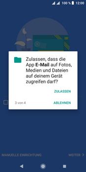 Sony Xperia L3 - E-Mail - Konto einrichten (outlook) - Schritt 12