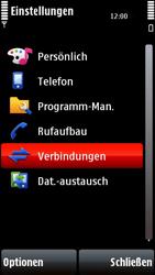 Nokia 5800 Xpress Music - MMS - Manuelle Konfiguration - Schritt 5