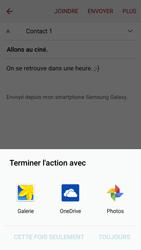 Samsung J500F Galaxy J5 - E-mail - envoyer un e-mail - Étape 11