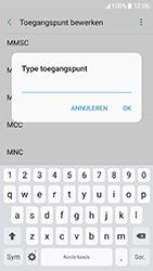 Samsung Galaxy A3 (2017) - MMS - handmatig instellen - Stap 13