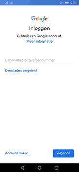 Huawei Mate 20 Pro - E-mail - Handmatig instellen (gmail) - Stap 8