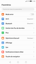 Huawei P10 - Internet et connexion - Utiliser le mode modem par USB - Étape 3