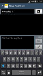 Samsung Galaxy S III Neo - MMS - Erstellen und senden - 1 / 1