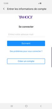 Samsung Galaxy S10 Plus - E-mails - Ajouter ou modifier votre compte Yahoo - Étape 7