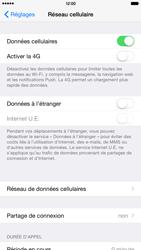 Apple iPhone 6 Plus - Réseau - Changer mode réseau - Étape 5