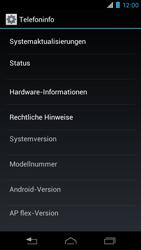 Motorola XT890 RAZR i - Software - Update - Schritt 5