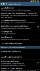 Samsung Galaxy Mega 6-3 LTE - Anrufe - Anrufe blockieren - 6 / 14