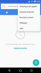 Sony Xperia Z5 - Android Nougat - Messagerie vocale - configuration manuelle - Étape 6