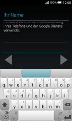 Alcatel OT-5050X Pop S3 - Apps - Konto anlegen und einrichten - Schritt 7