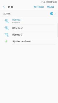 Samsung Samsung G928 Galaxy S6 Edge + (Android N) - Wi-Fi - Accéder au réseau Wi-Fi - Étape 9