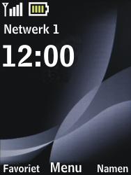 Nokia 2700 classic - netwerk en bereik - gebruik in binnen- en buitenland - stap 10