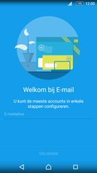 Sony Xperia M5 - E-mail - Account instellen (POP3 zonder SMTP-verificatie) - Stap 6