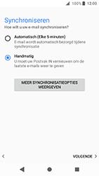 Sony Xperia XA2 - E-mail - e-mail instellen: POP3 - Stap 19