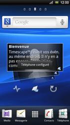 Sony Xperia Ray - MMS - Configuration automatique - Étape 6