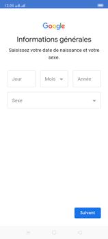 Oppo A9 2020 - Applications - Créer un compte - Étape 8