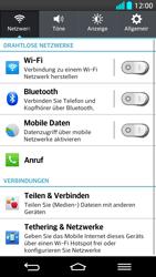 LG G2 - Fehlerbehebung - Handy zurücksetzen - Schritt 6
