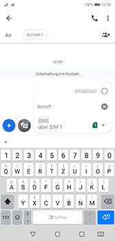 Huawei P20 - Android Pie - MMS - Erstellen und senden - Schritt 11