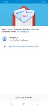 Samsung Galaxy A42 5G - E-mails - Ajouter ou modifier votre compte Gmail - Étape 13