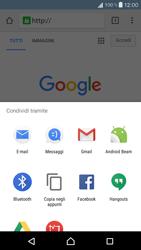 Sony Xperia X Compact - Internet e roaming dati - Uso di Internet - Fase 22