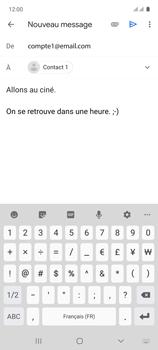 Samsung Galaxy A71 - E-mails - Envoyer un e-mail - Étape 10