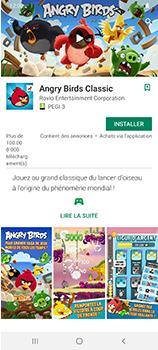 Samsung Galaxy A70 - Applications - Télécharger une application - Étape 16