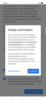 Oppo Find X2 Lite - Applications - Créer un compte - Étape 18