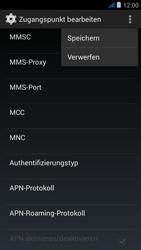 Wiko jimmy - MMS - Manuelle Konfiguration - Schritt 14
