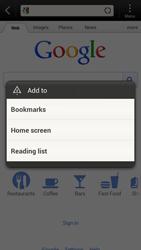 HTC Z520e One S - Internet - Internet browsing - Step 5