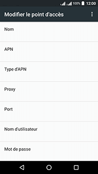 Acer Liquid Zest 4G Plus Double SIM - MMS - Configuration manuelle - Étape 9