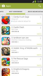Samsung I9295 Galaxy S IV Active - apps - app store gebruiken - stap 9
