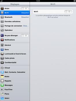 Apple iPad Retina - E-mail - Configuration manuelle - Étape 7