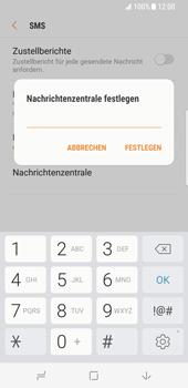 Samsung Galaxy S8 - SMS - Manuelle Konfiguration - Schritt 9